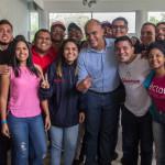 Taller de liderazgo JPSUV - UTAL. San Antonio de Los Altos 26